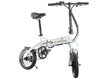 Электровелосипед E-motions MiniMax Premium - Фото 0