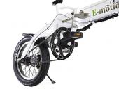 Электровелосипед E-motions MiniMax Premium - Фото 4