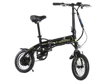 Электровелосипед E-motions MiniMax - Фото 0