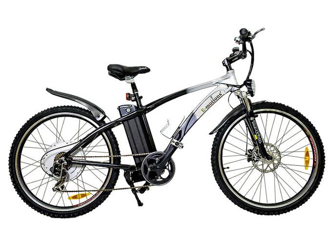 Электровелосипед E-motions Mountain Bike