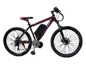 Электровелосипед E-motions Wind Runner 6919M - Фото 0