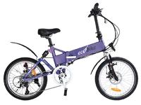 Электровелосипед ECOBIKE F1 350w - Фото 0