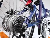 Электровелосипед ECOBIKE F1 350w - Фото 4