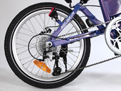 Электровелосипед ECOBIKE F1 350w - Фото 5