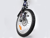 Электровелосипед ECOBIKE F1 350w - Фото 6