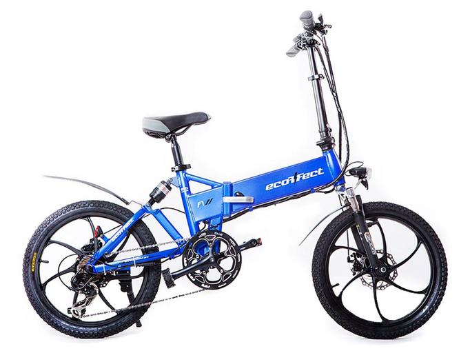 Электровелосипед Ecoffect F1 Премиум