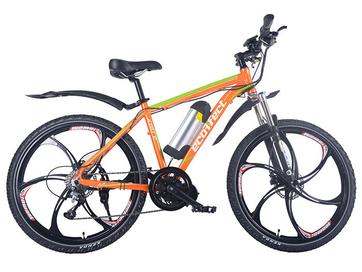 Электровелосипед Ecoffect Rush