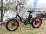 Электрофэтбайк El-sport bike TDN-01 500W - Фото 3