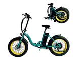 Электрофэтбайк El-sport bike TDN-01 500W - Фото 6