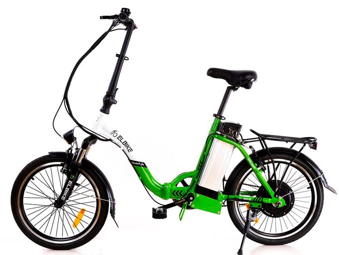 Электровелосипед Elbike Galant St