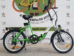 Электровелосипед Elbike Galant Vip 500W - Фото 10