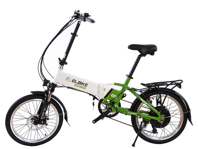 Электровелосипед Elbike Gangstar Light 250W