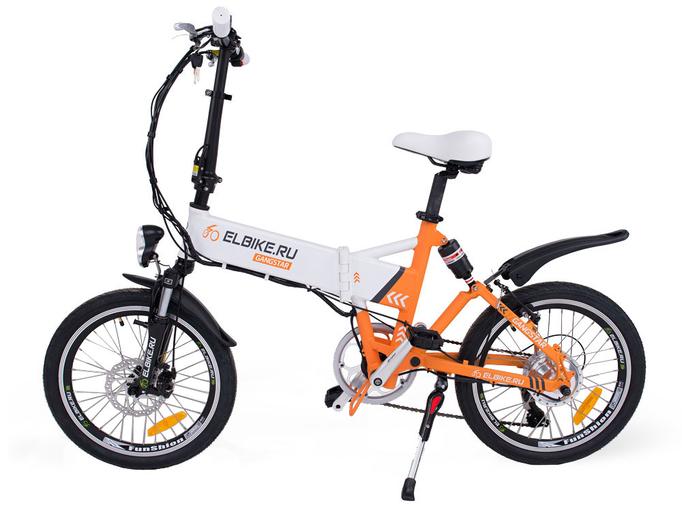 Электровелосипед Elbike Gangstar Standart 350W