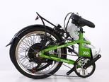Электровелосипед Elbike Gangstar Standart 350W - Фото 2