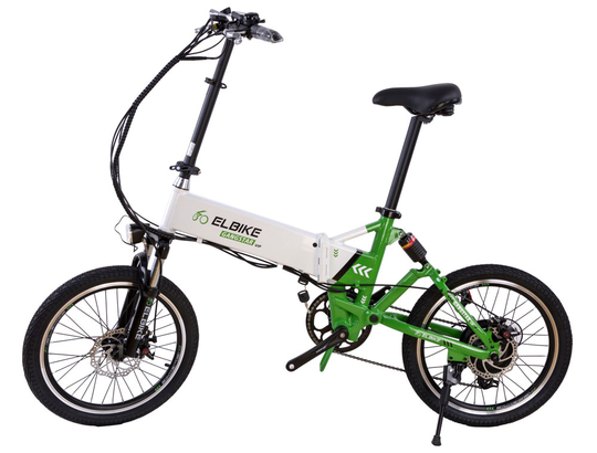 Электровелосипед Elbike Gangstar Vip 500W
