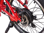 Электровелосипед Elbike Gangstar Vip 500W - Фото 1
