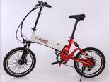 Электровелосипед Elbike Gangstar Vip 500W - Фото 4