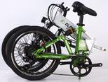 Электровелосипед Elbike Gangstar Vip 500W - Фото 5