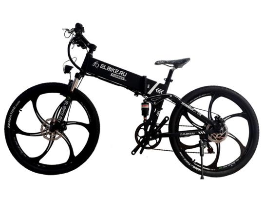 Электровелосипед Elbike Hummer Elite 500W