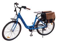 Электровелосипед Elbike Monro - Фото 0