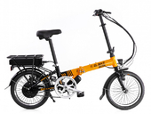 Электровелосипед Elbike Pobeda St - Фото 0