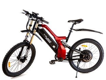 Электровелосипед Elbike TURBO R-75 Vip - Фото 0