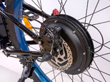 Электровелосипед Elbike Turbo R75 - Фото 14