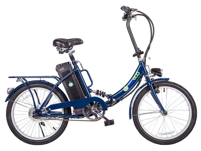 Электровелосипед Eltreco Amigo