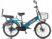 Электровелосипед Eltreco e-ALFA GL - Фото 0