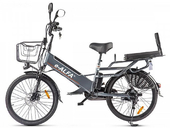 Электровелосипед Eltreco e-ALFA GL - Фото 4