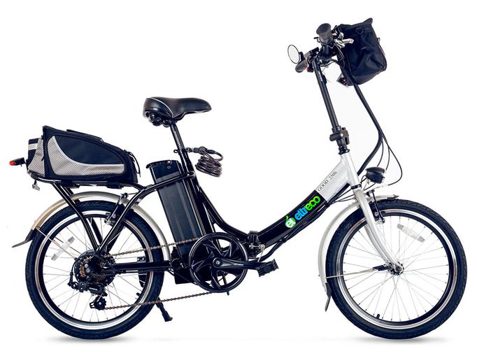 Электровелосипед Eltreco Good 350W Lux