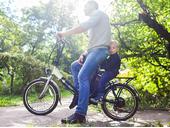 Электровелосипед Eltreco Good 350W Lithium - Фото 3