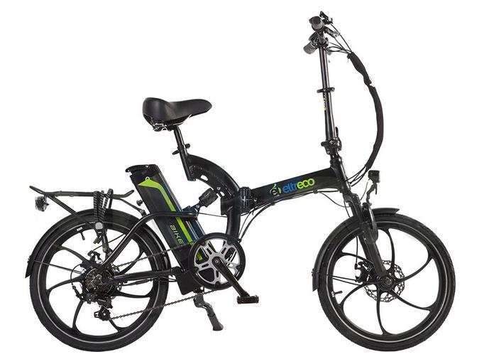 Электровелосипед Eltreco TT 5.0