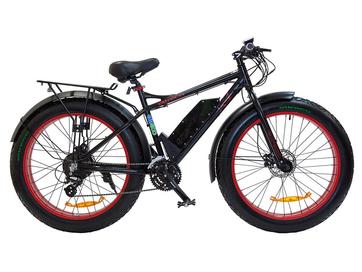 Электрофэтбайк Eltreco X4 Electron Bikes