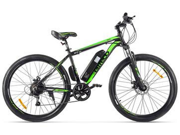 Электровелосипед Eltreco XT 600 - Фото 0