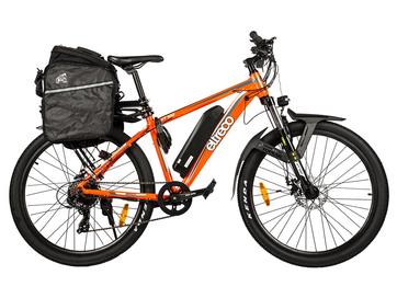 Электровелосипед Eltreco XT-700 Lux - Фото 0