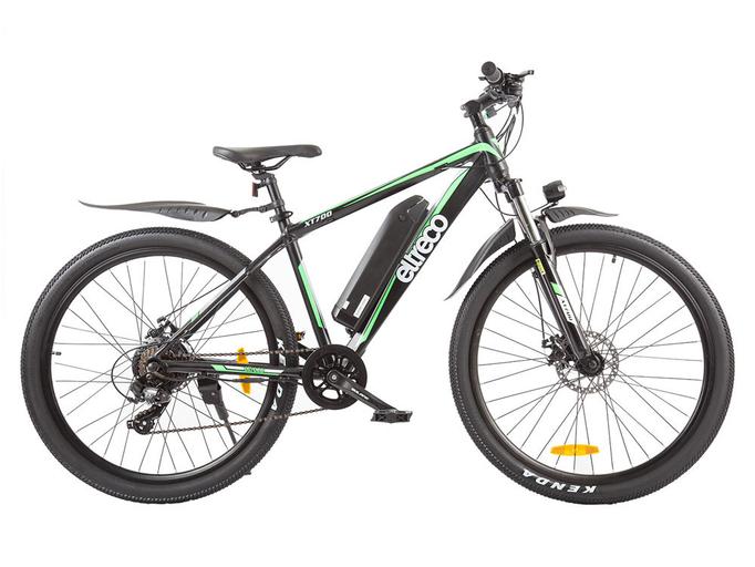 Электровелосипед Eltreco XT-700