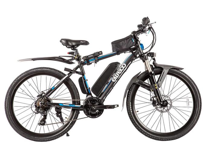 Электровелосипед Eltreco XT-800 Lux