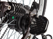 Электровелосипед Green City e-ALFA GL с термобоксом - Фото 9