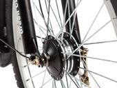 Электровелосипед Green City e-ALFA GL с термобоксом - Фото 7