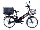 Электровелосипед Green City e-ALFA GL с термобоксом - Фото 0