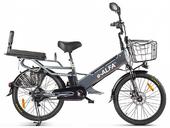 Электровелосипед Green City e-ALFA GL - Фото 1