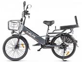 Электровелосипед Green City e-ALFA GL - Фото 4