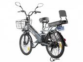 Электровелосипед Green City e-ALFA GL - Фото 5