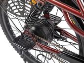 Электровелосипед Green City e-ALFA GL - Фото 17