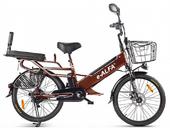 Электровелосипед Green City e-ALFA GL - Фото 20