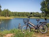 Электровелосипед Green City e-ALFA GL - Фото 24