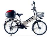 Электровелосипед Green City e-ALFA L с кофром - Фото 0