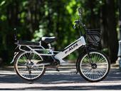 Электровелосипед Green City e-ALFA L с кофром - Фото 6