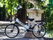 Электровелосипед Green City e-ALFA L с кофром - Фото 7